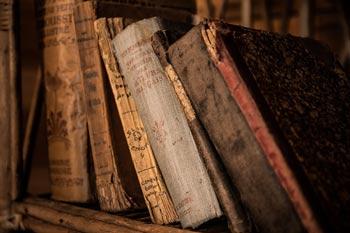 Ein Blick in die Geschichtsbücher